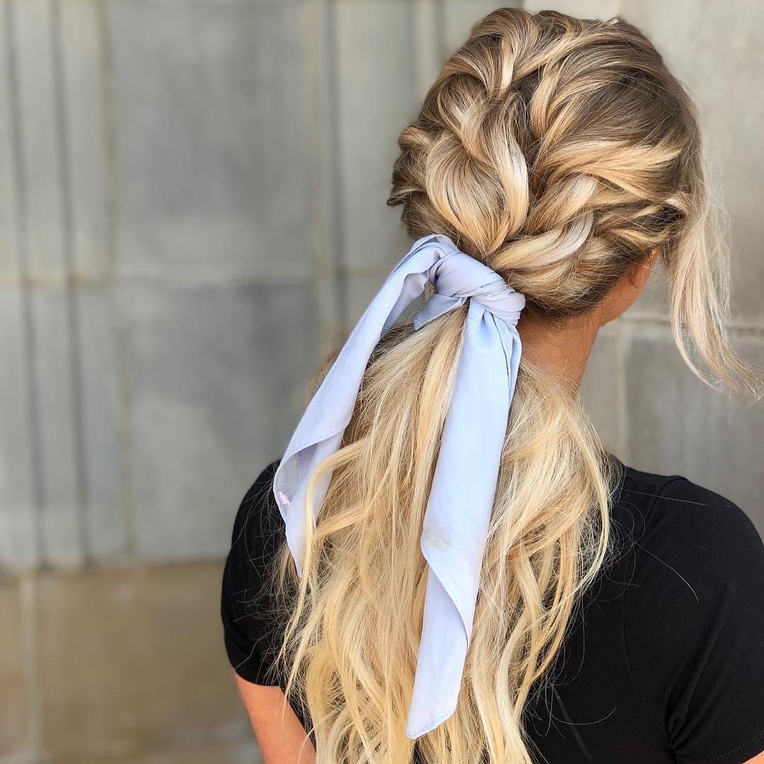 аксессуары для волос фото 14