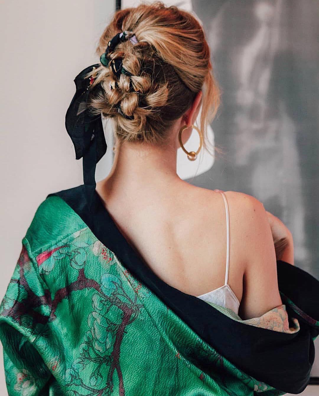 аксессуары для волос фото 13