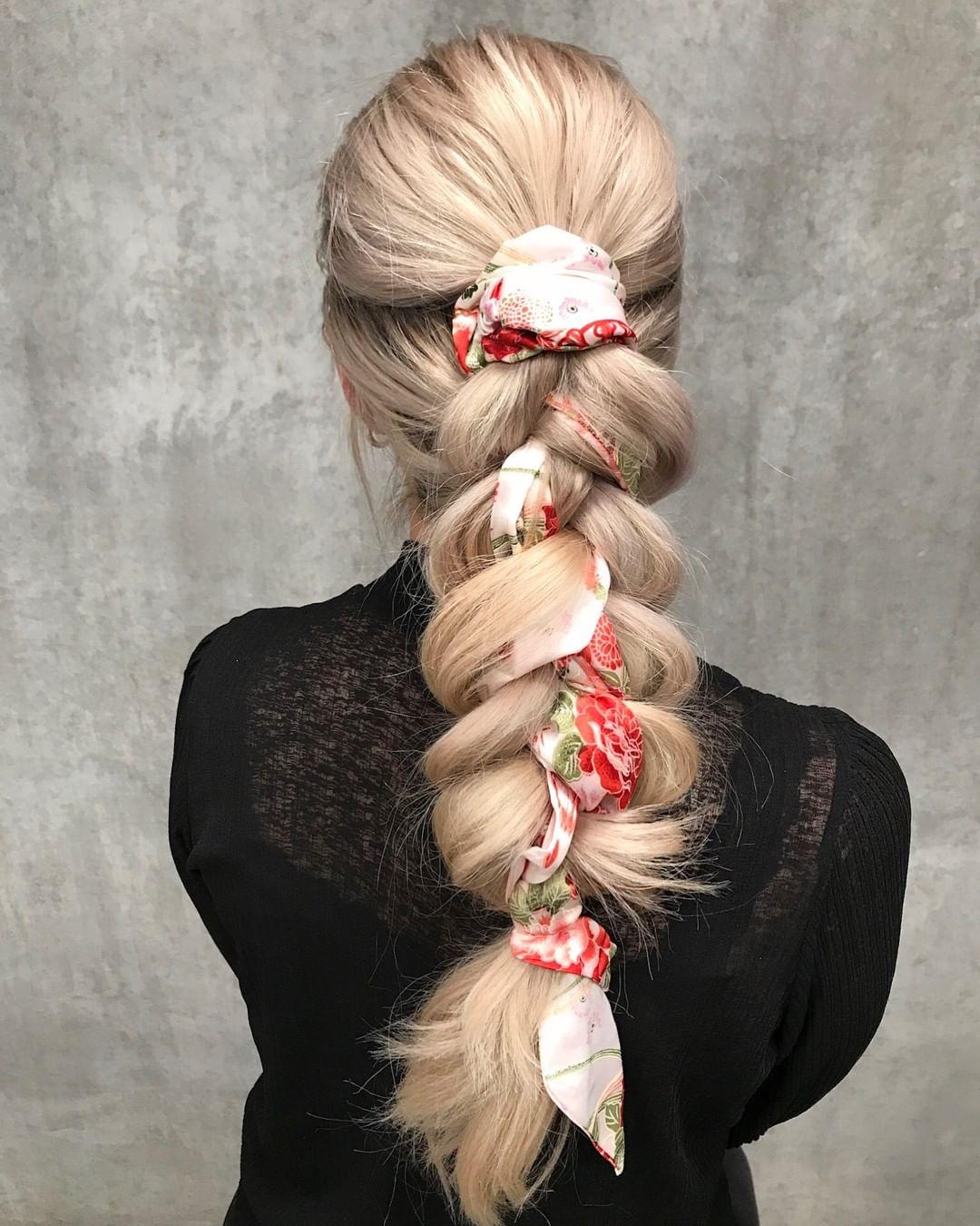 аксессуары для волос фото 12