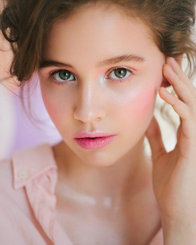 тенденции в макияже фото 8