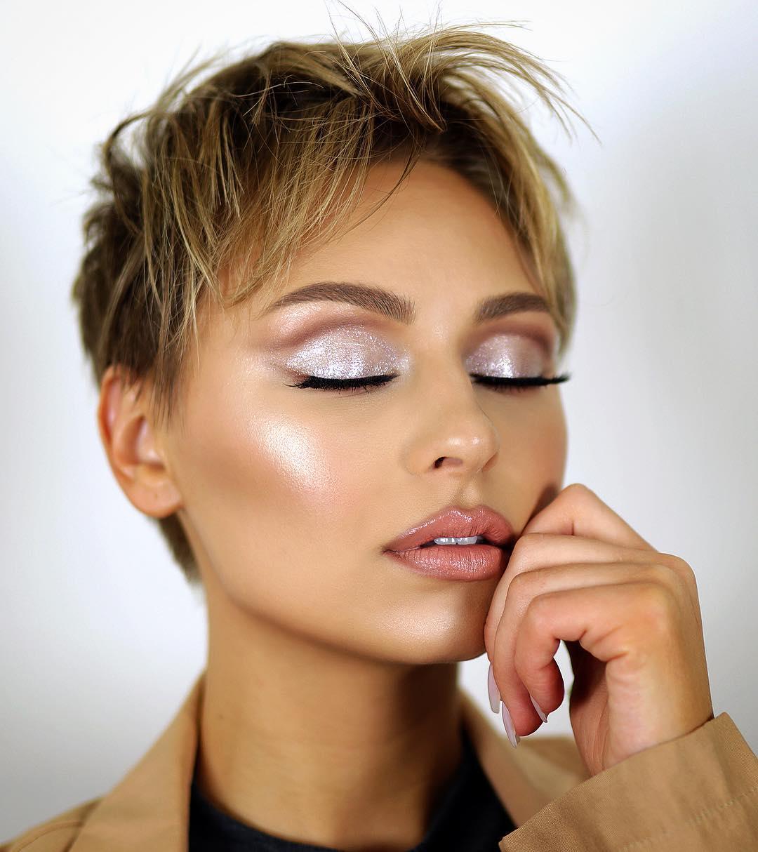 тенденции в макияже фото 5