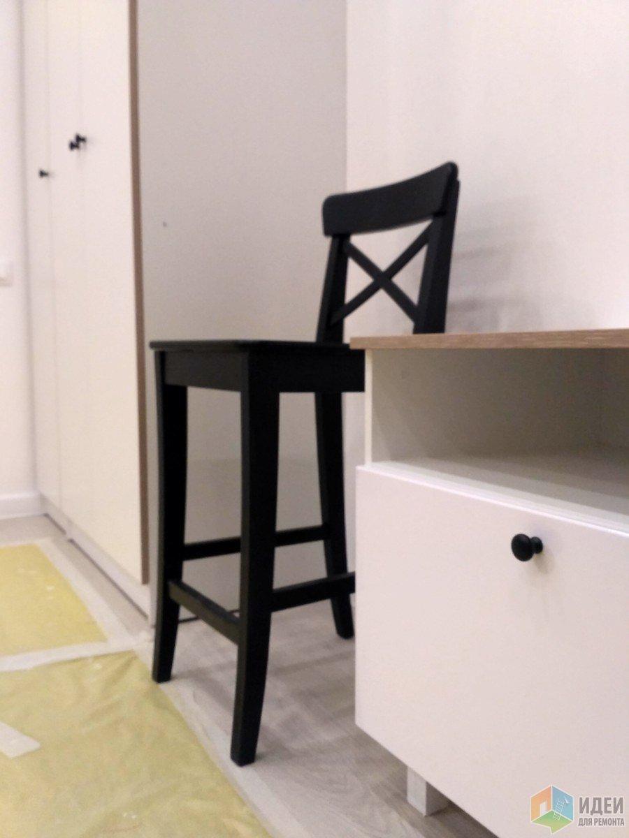 LITTLE_HOME или скандистудия. Часть 3 Комната, кухня  и лоджия