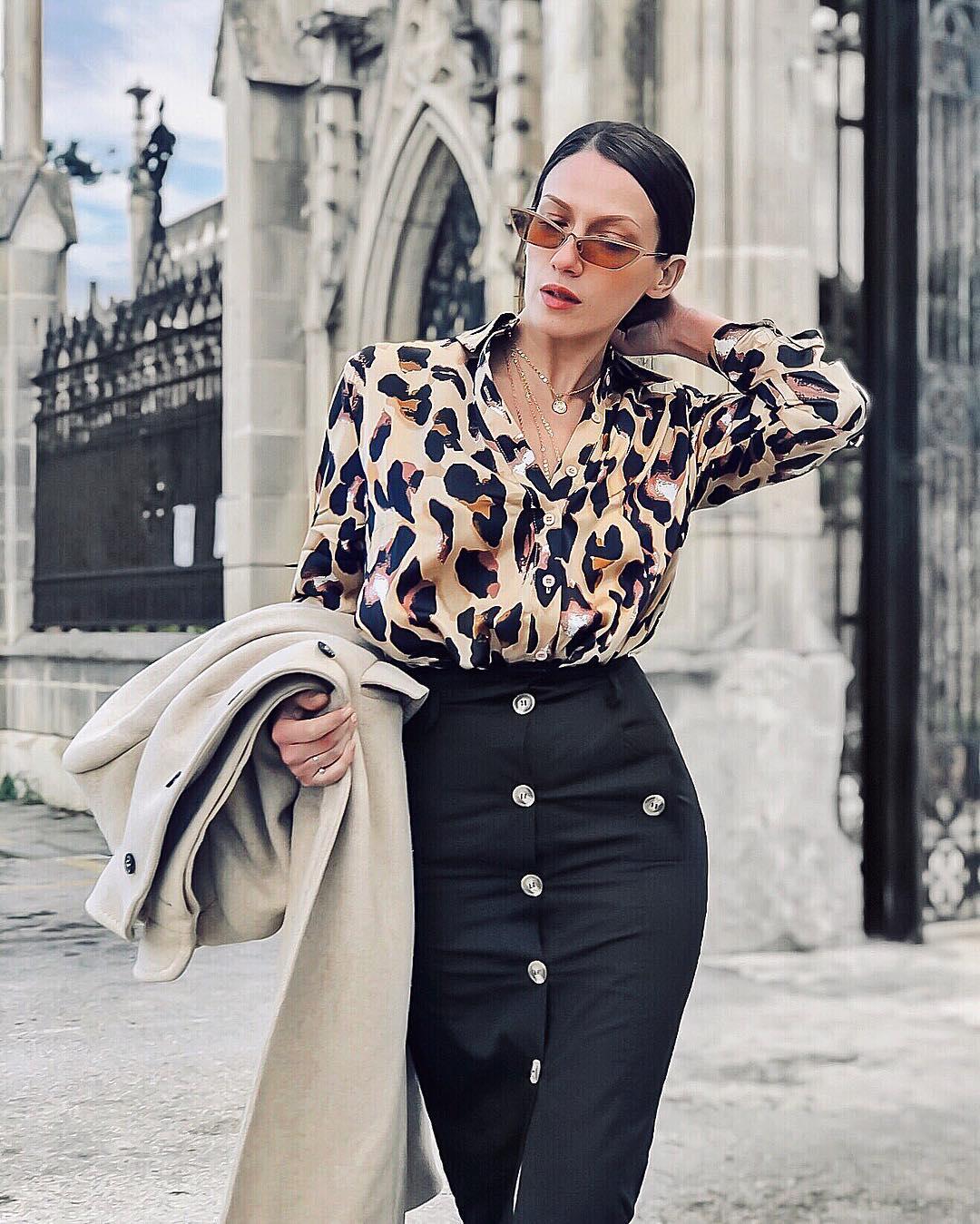 Модные блузки 2019 фото 18