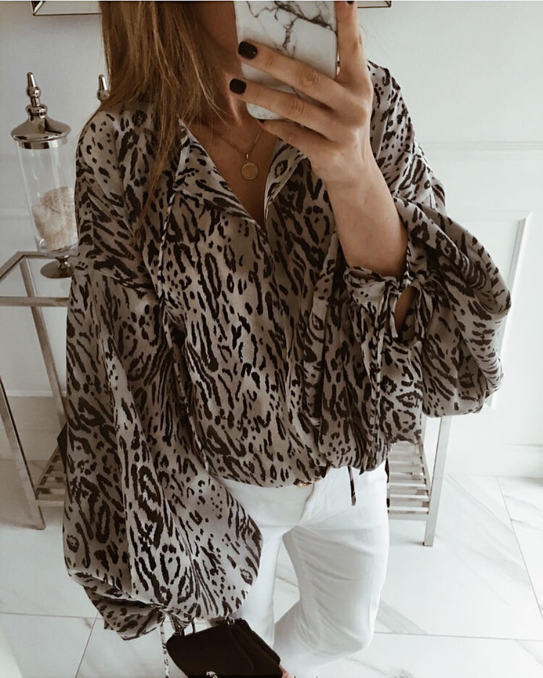 Модные блузки 2019 фото 1