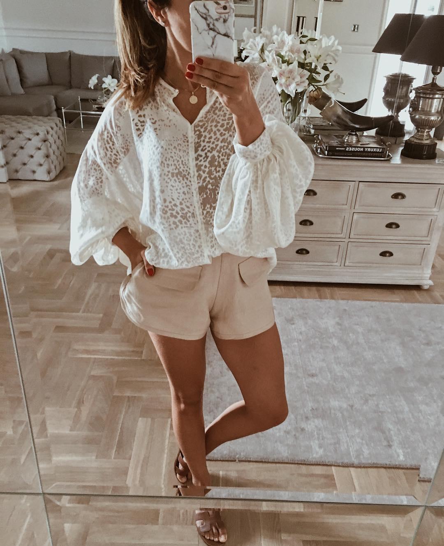 Модные блузки 2019 фото 9