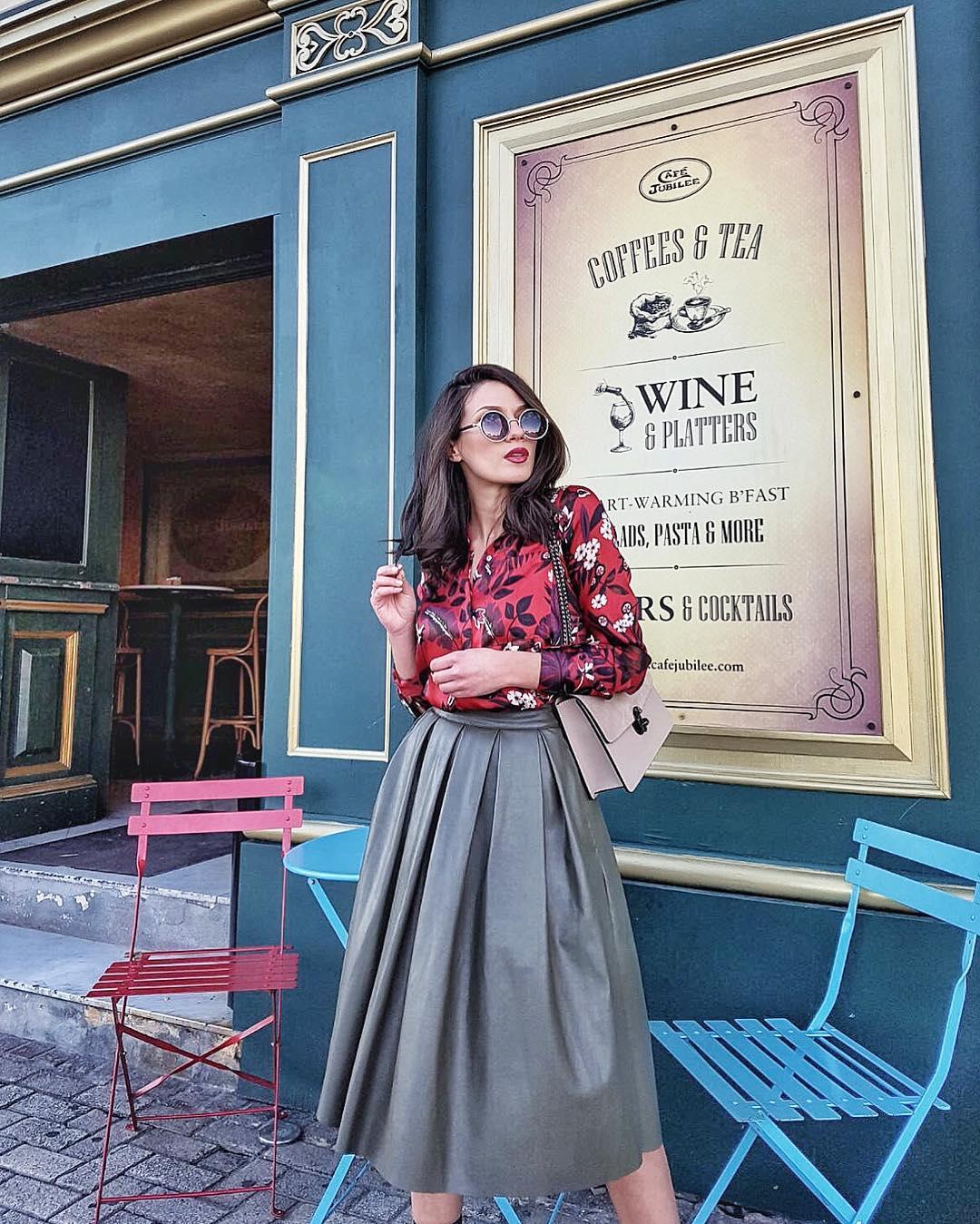 Модные блузки 2019 фото 17