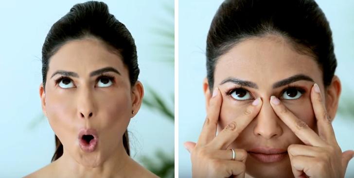 уход за кожей вокруг глаз фото 2