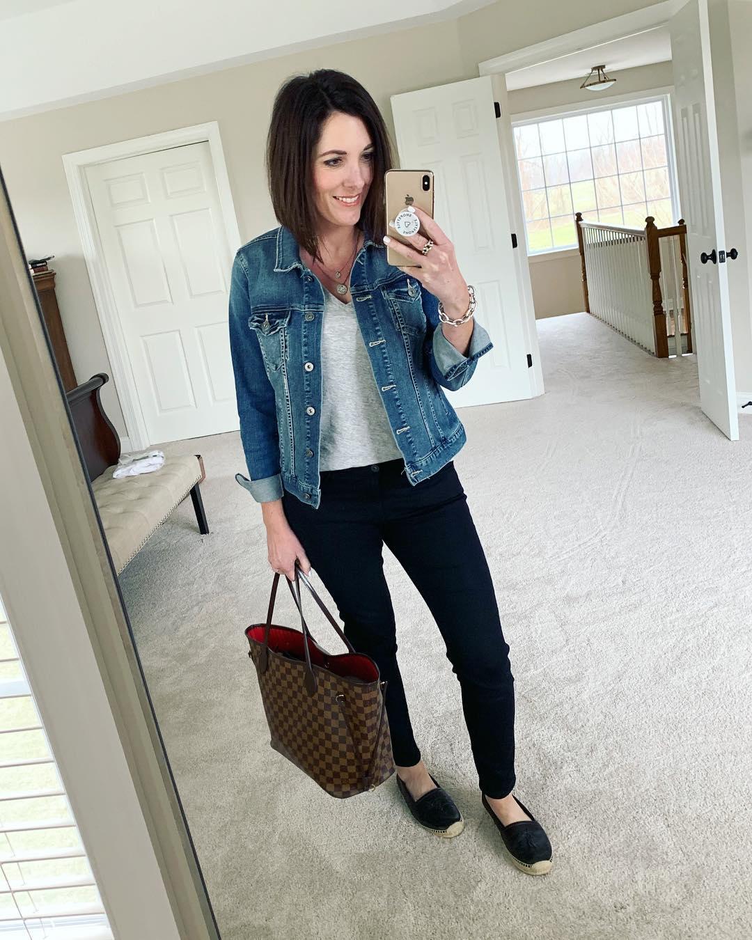 джинсовка в 40 лет фото 3