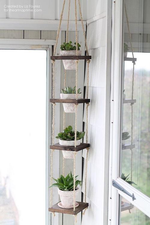 Отличное угловое решение на балконе