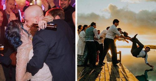 18 raz ljudi uspeli sdelat fotografii v nuzhnyj moment i teper u nih est krutye snimki