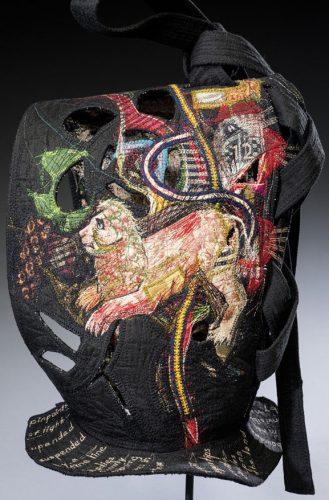 art tekstil ot kej han kreativ vozvedennyj v rang iskusstva