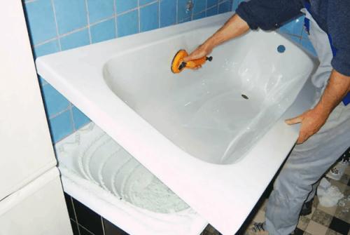 kak samostojatelno ustanovit akrilovyj vkladysh v vannu. neskolko sovetov po montazhu