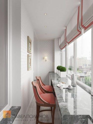 ljubopytnye idei obustrojstva zakrytogo balkona