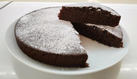 shokoladnyy mannik postnyy variant 1