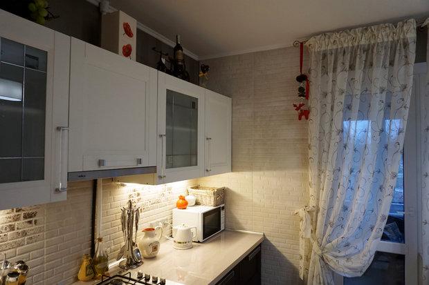 кирипич в кухне