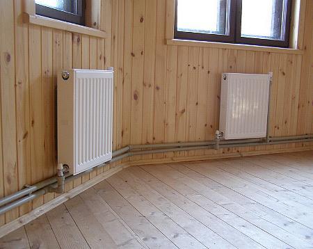 ustanovka sistemy otoplenija dom. remont. dizajn