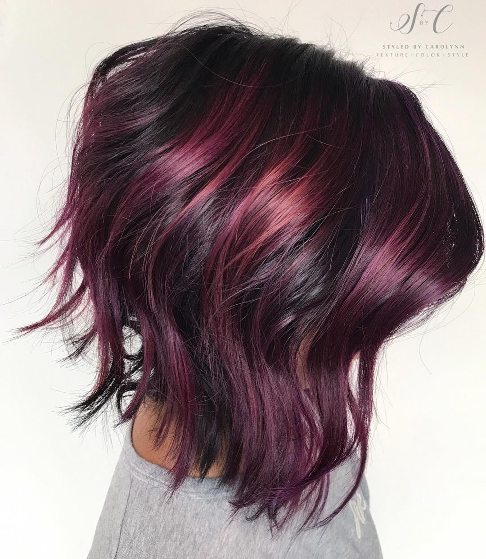 короткие стрижки для рыжих волос фото 19