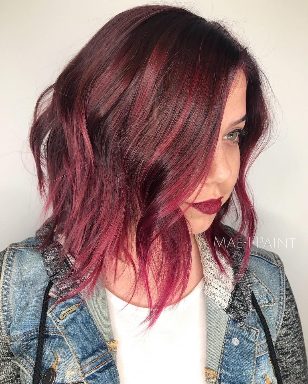 короткие стрижки для рыжих волос фото 4