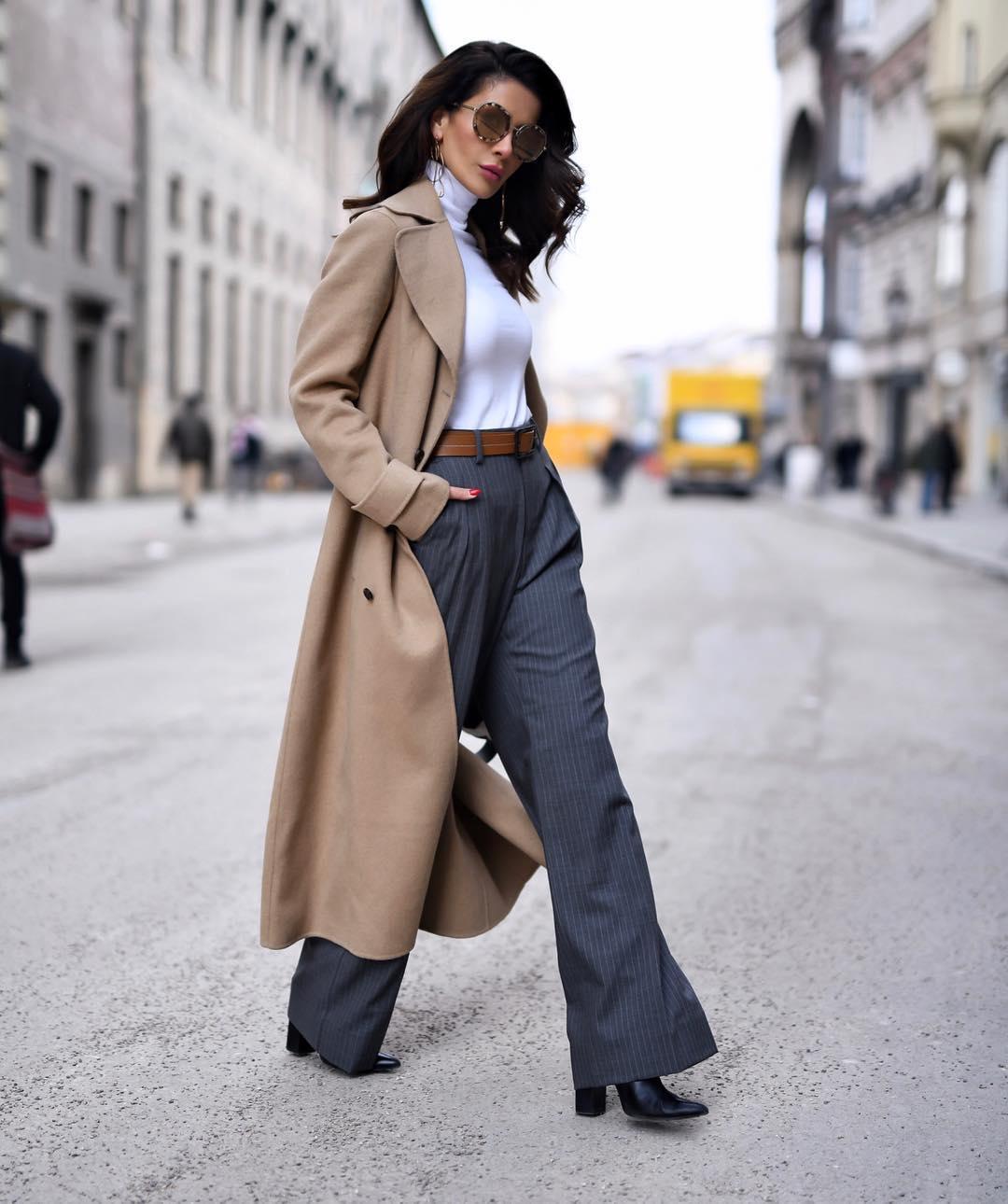вещи, которые модно носить с ремнем фото 1