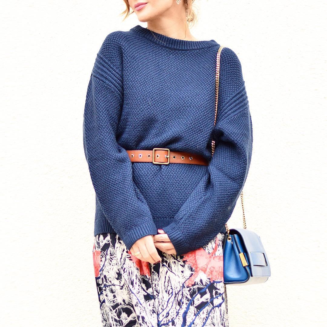 вещи, которые модно носить с ремнем фото 11