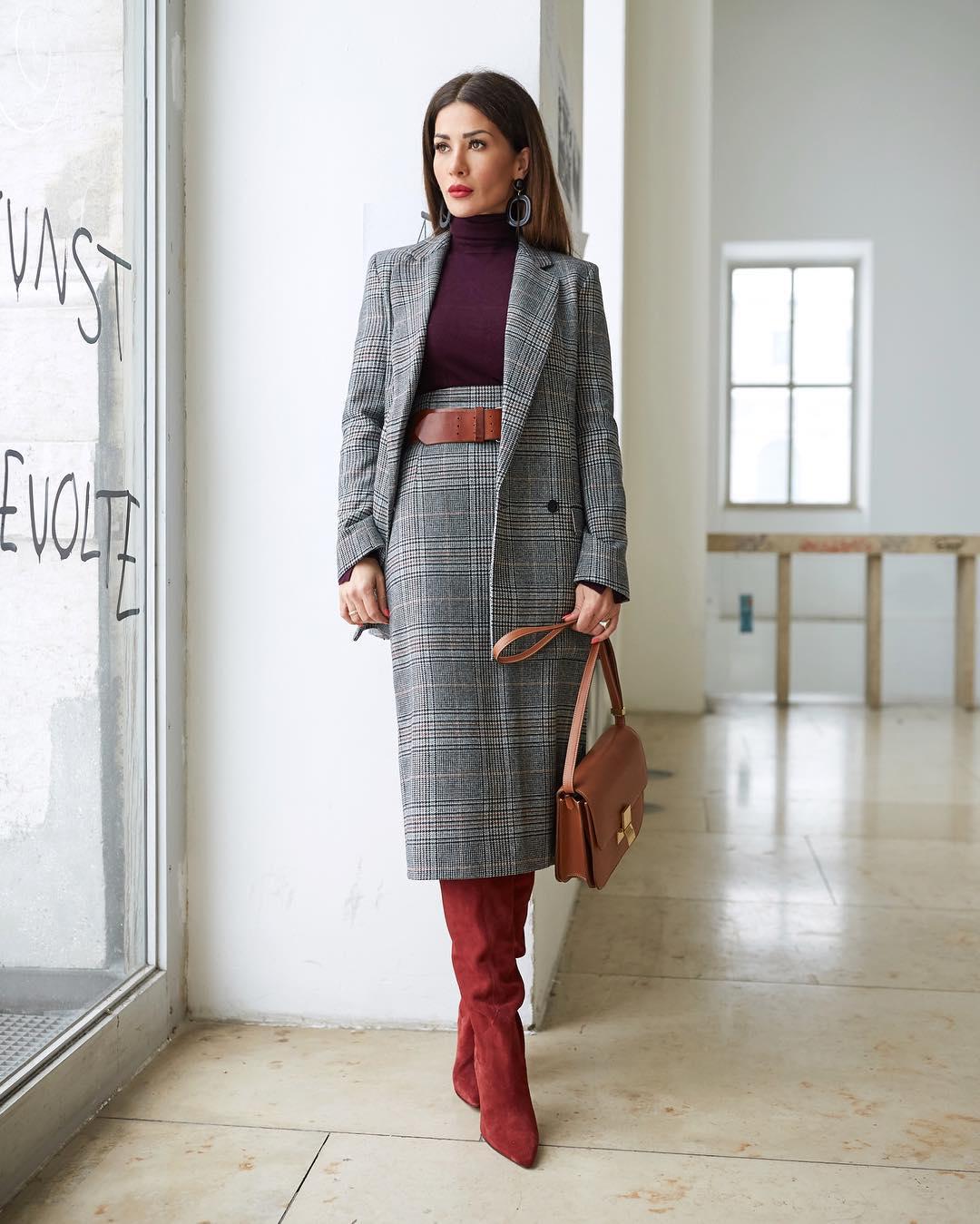 вещи, которые модно носить с ремнем фото 2