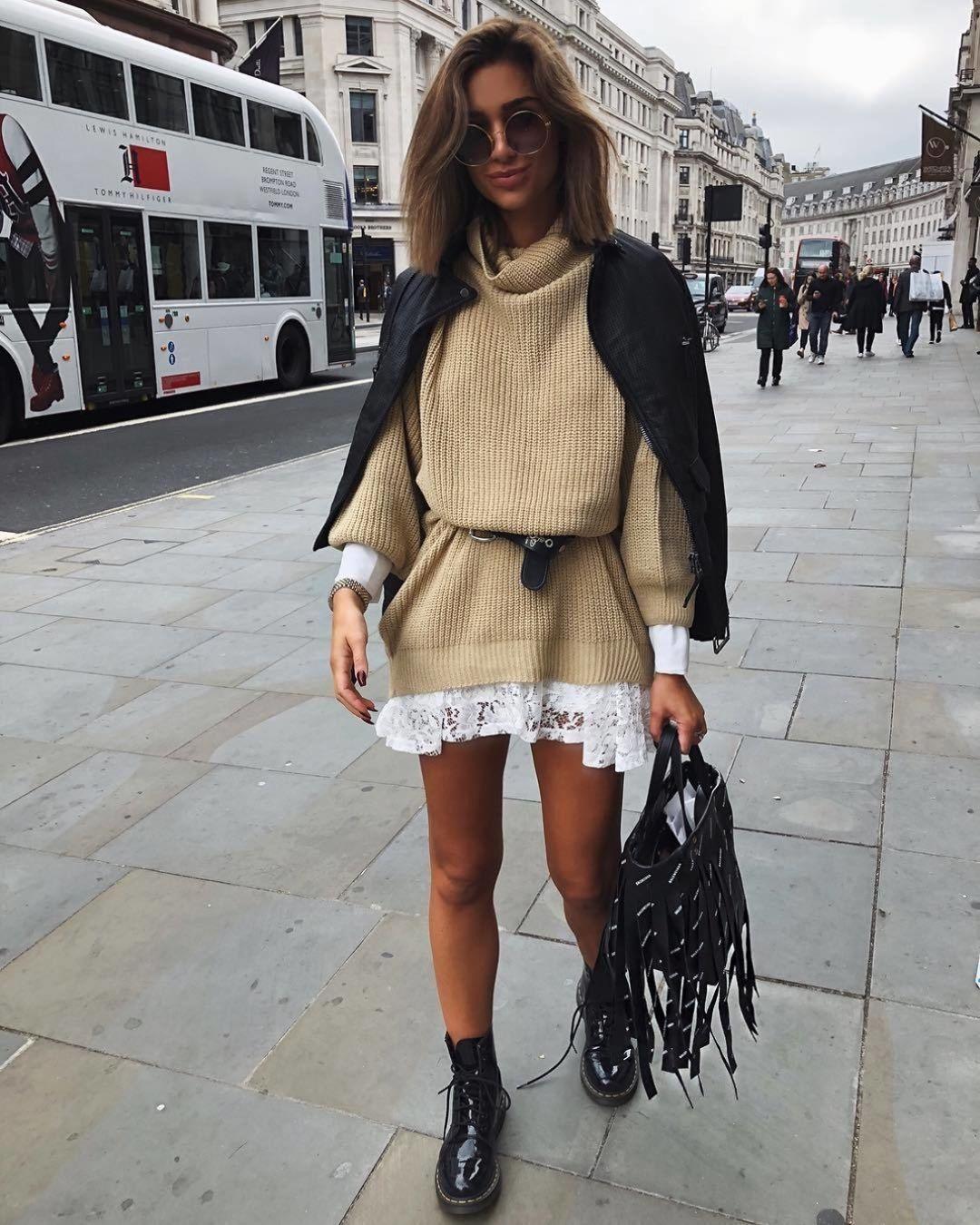 вещи, которые модно носить с ремнем фото 13