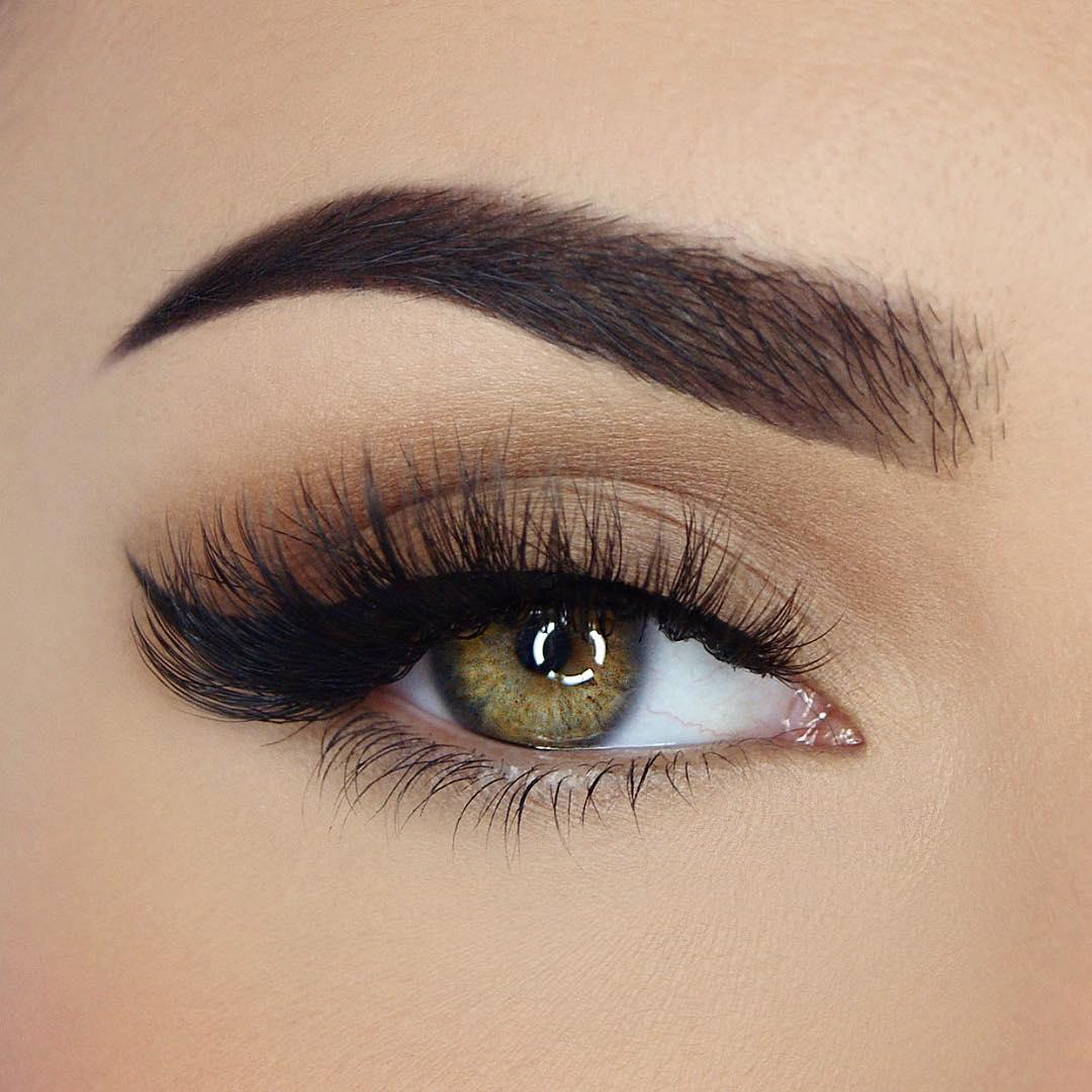 легкий макияж для зеленых глаз фото 4