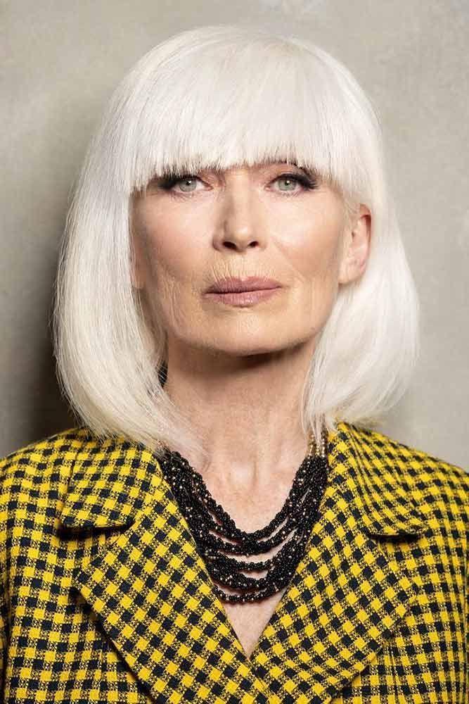 причёски для женщин старше 60 лет фото 8
