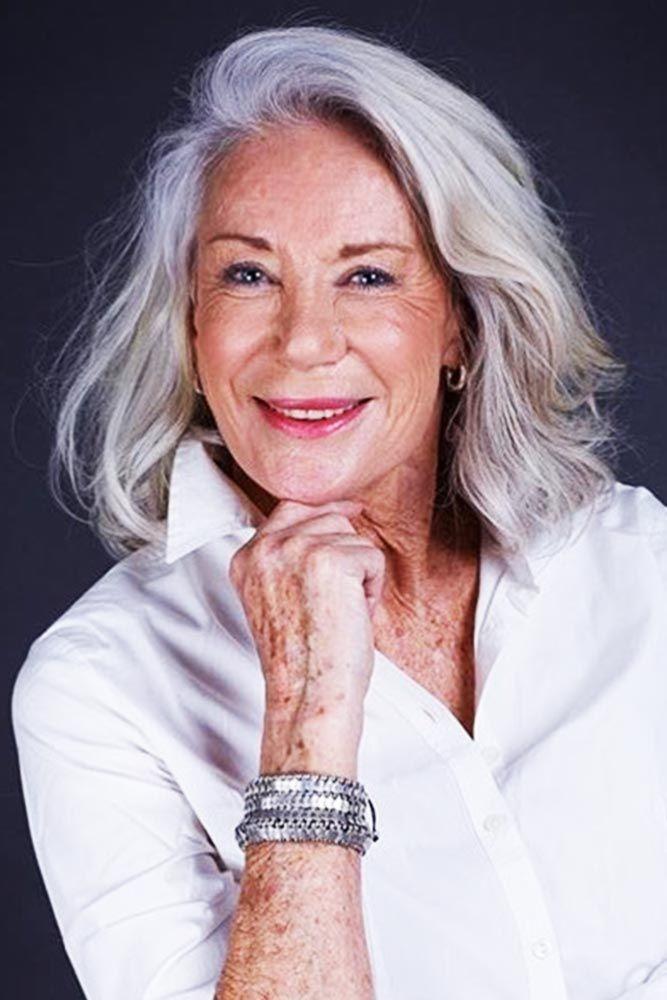 причёски для женщин старше 60 лет фото 6