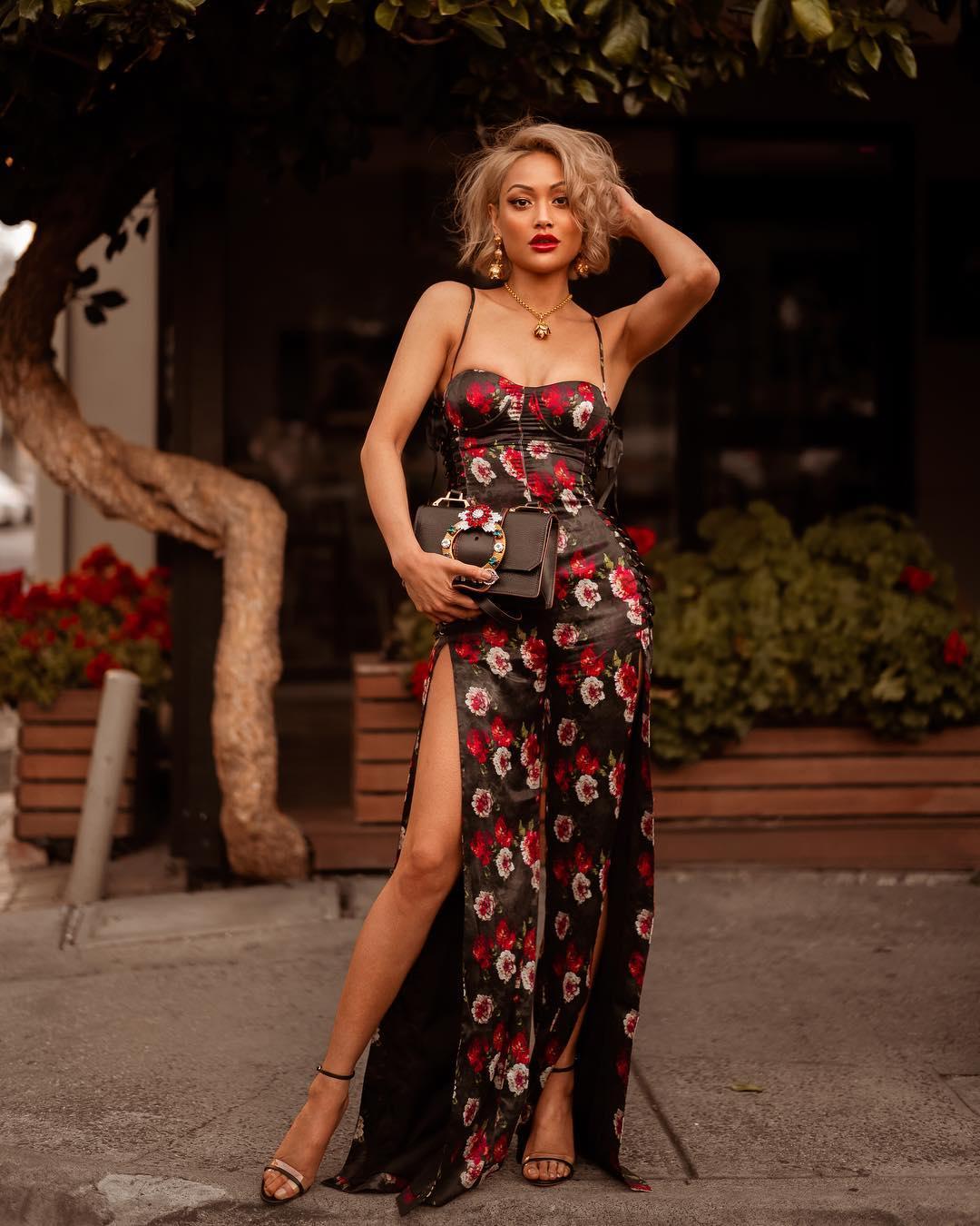 платья весна лето 2019 модные тенденции фото 45