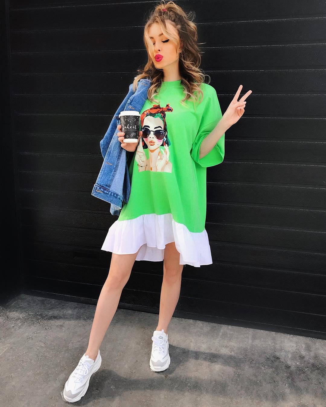 платья весна лето 2019 модные тенденции фото 34