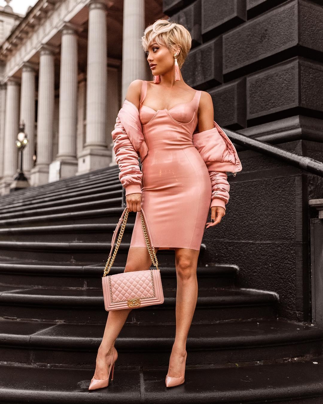 платья весна лето 2019 модные тенденции фото 41