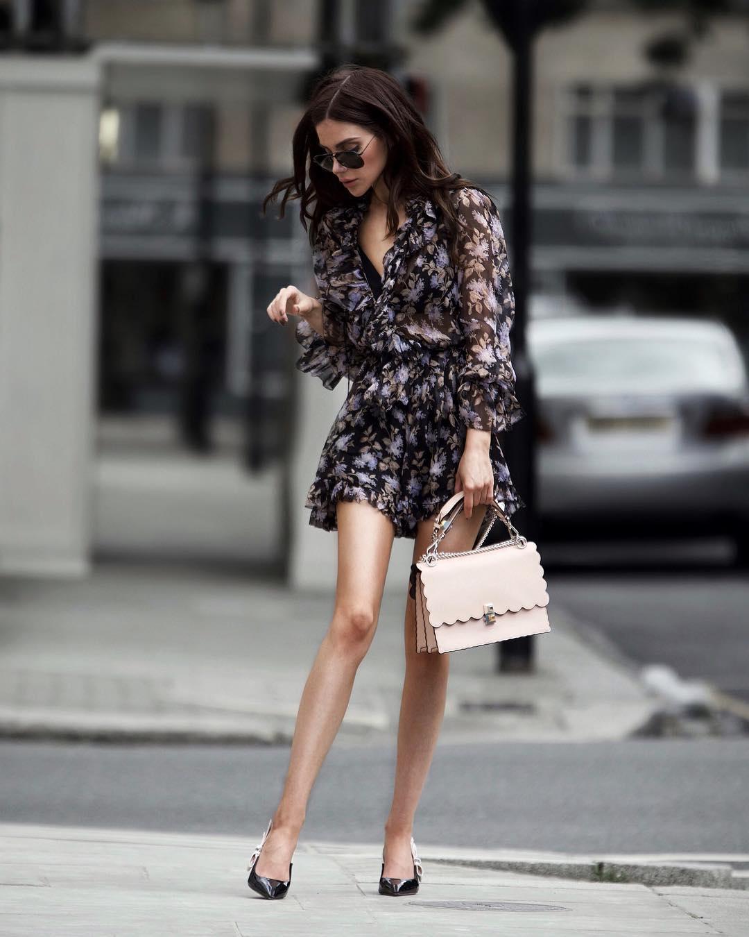 платья весна лето 2019 модные тенденции фото 40