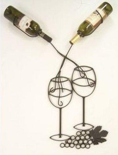 funkcionalnyj jelement dekora kreativnye derzhateli dlja butylok