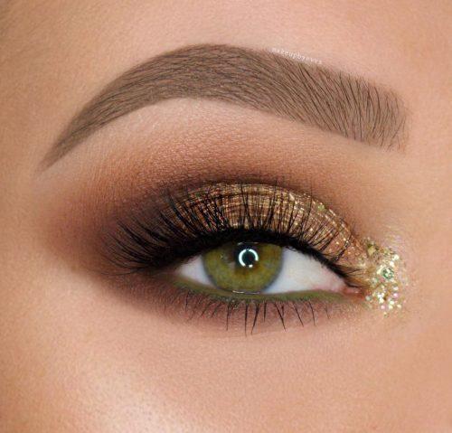 legkij makijazh dlja zelenyh glaz 14 neverojatno interesnyh idej