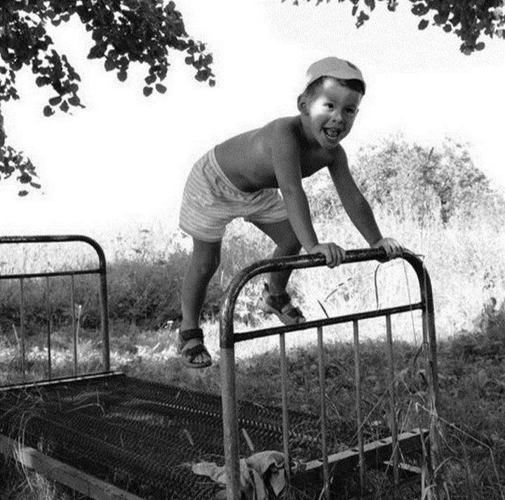 vy uznali sebja na jetih foto znachit u vas bylo nastojashhee detstvo