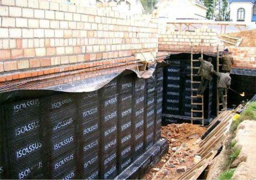 zachem neobhodima gidroizoljacija fundamenta dom. remont. dizajn