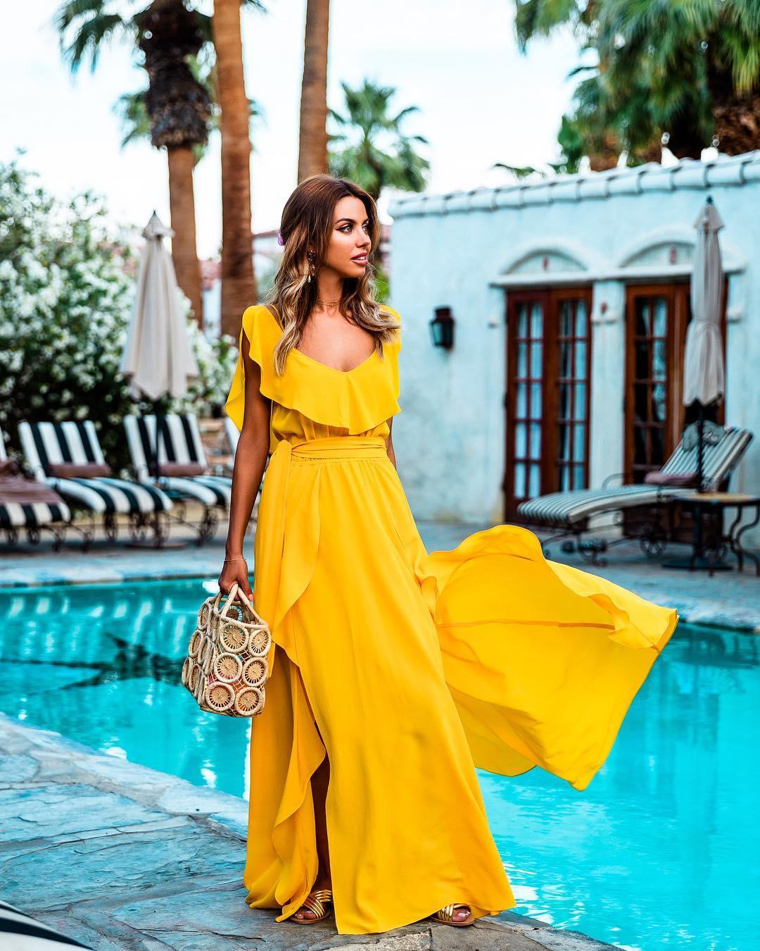 Модные цвета и оттенки лета 2019 фото 9