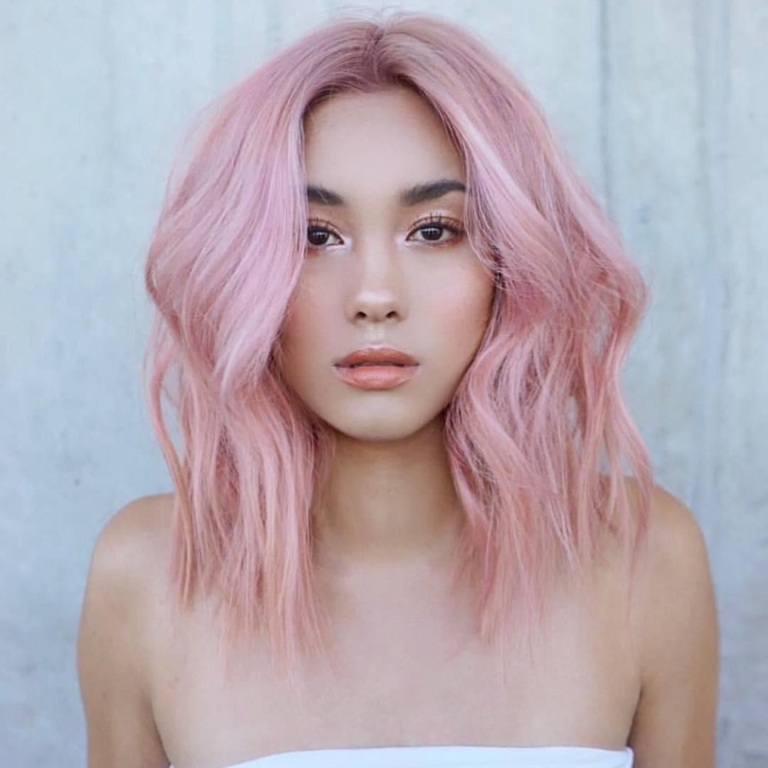 причёски для волос средней длины фото 16