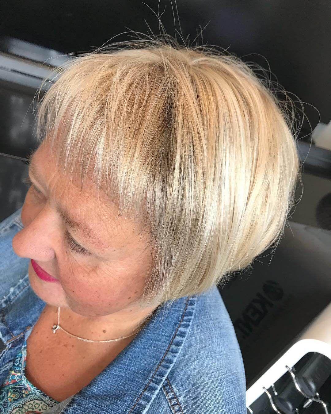 причёски для женщин старше 50 фото 2