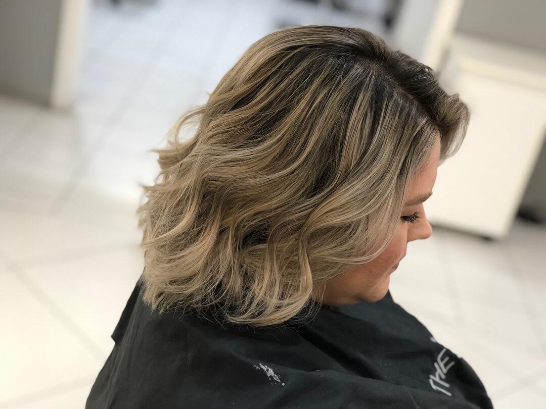 короткие причёски для женщин старше 40 фото 6