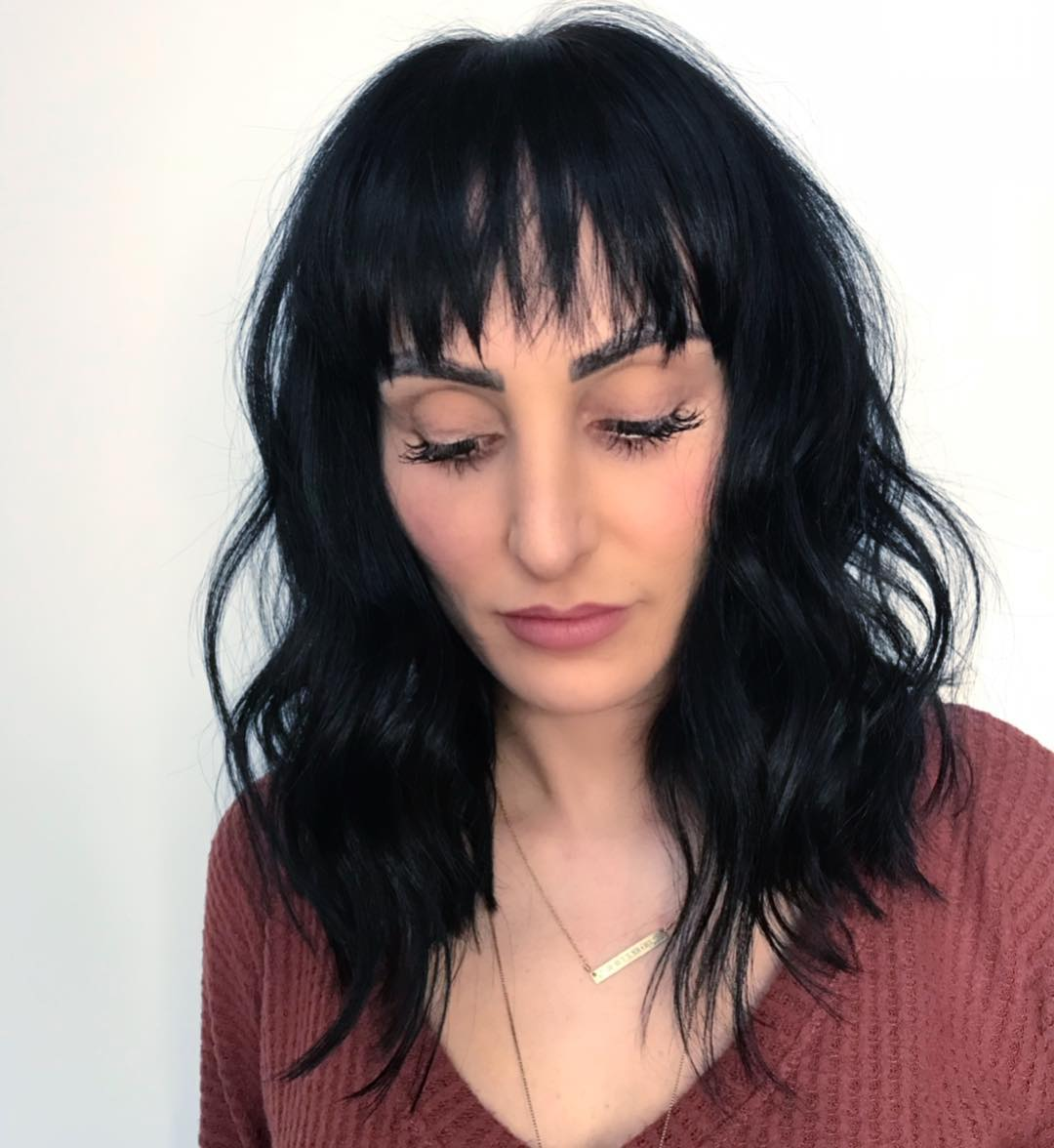 короткие причёски для женщин старше 40 фото 15