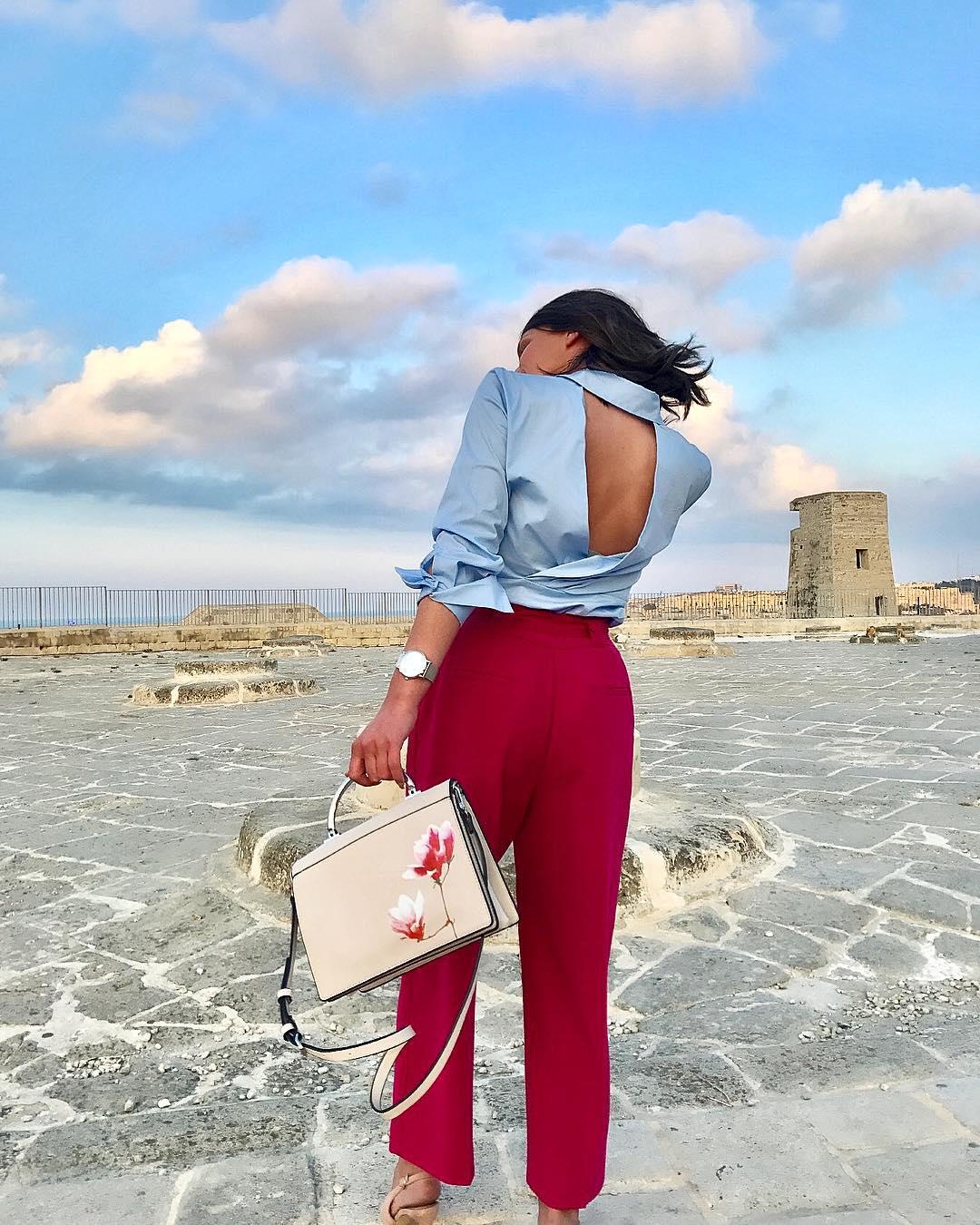 Летние брюки 2019 фото 10