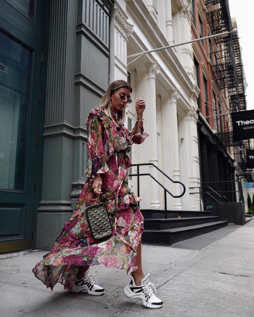 Летние платья и сарафаны 2019 фото 16
