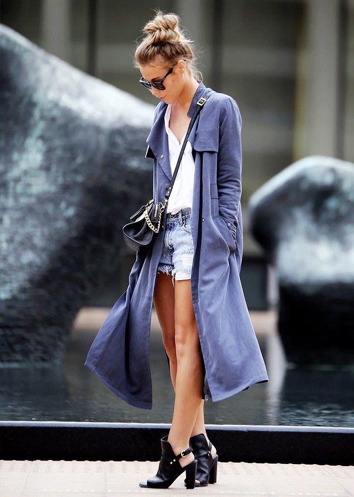 летнее пальто фото 27
