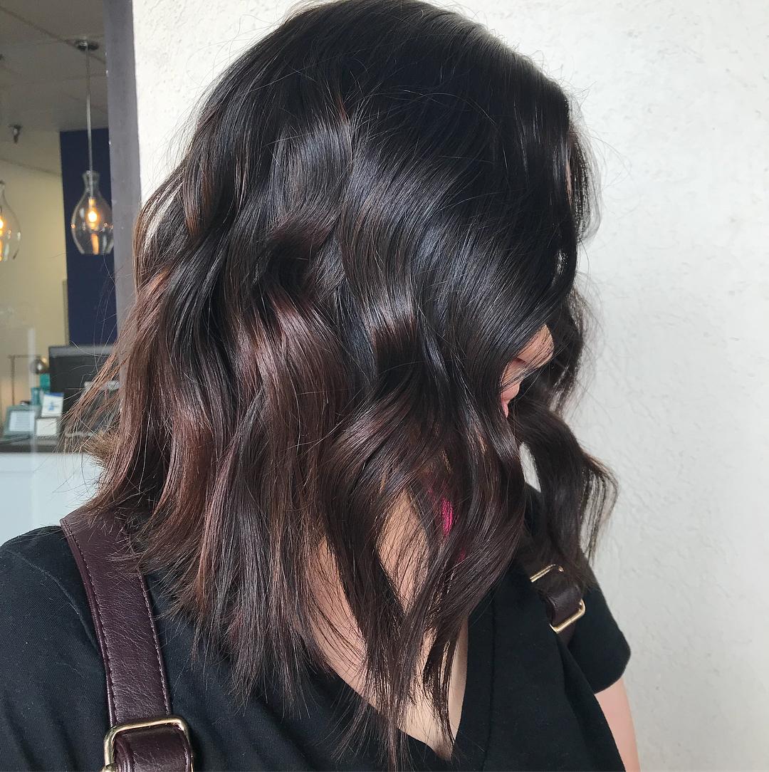 популярные цвета волос 2019 года фото 5