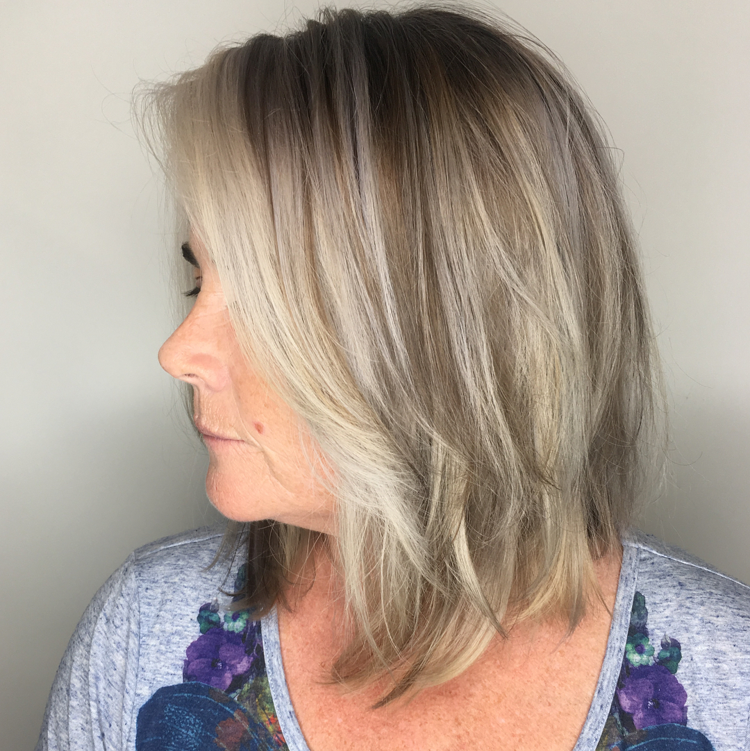 популярные цвета волос 2019 года фото 11