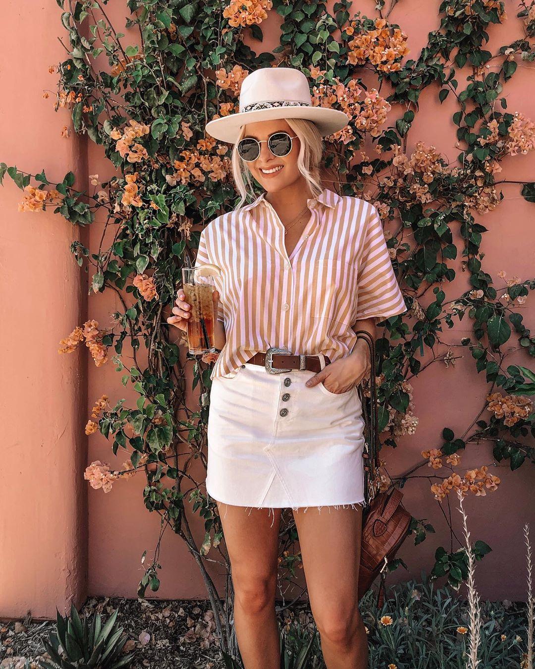 летние блузки фото 12
