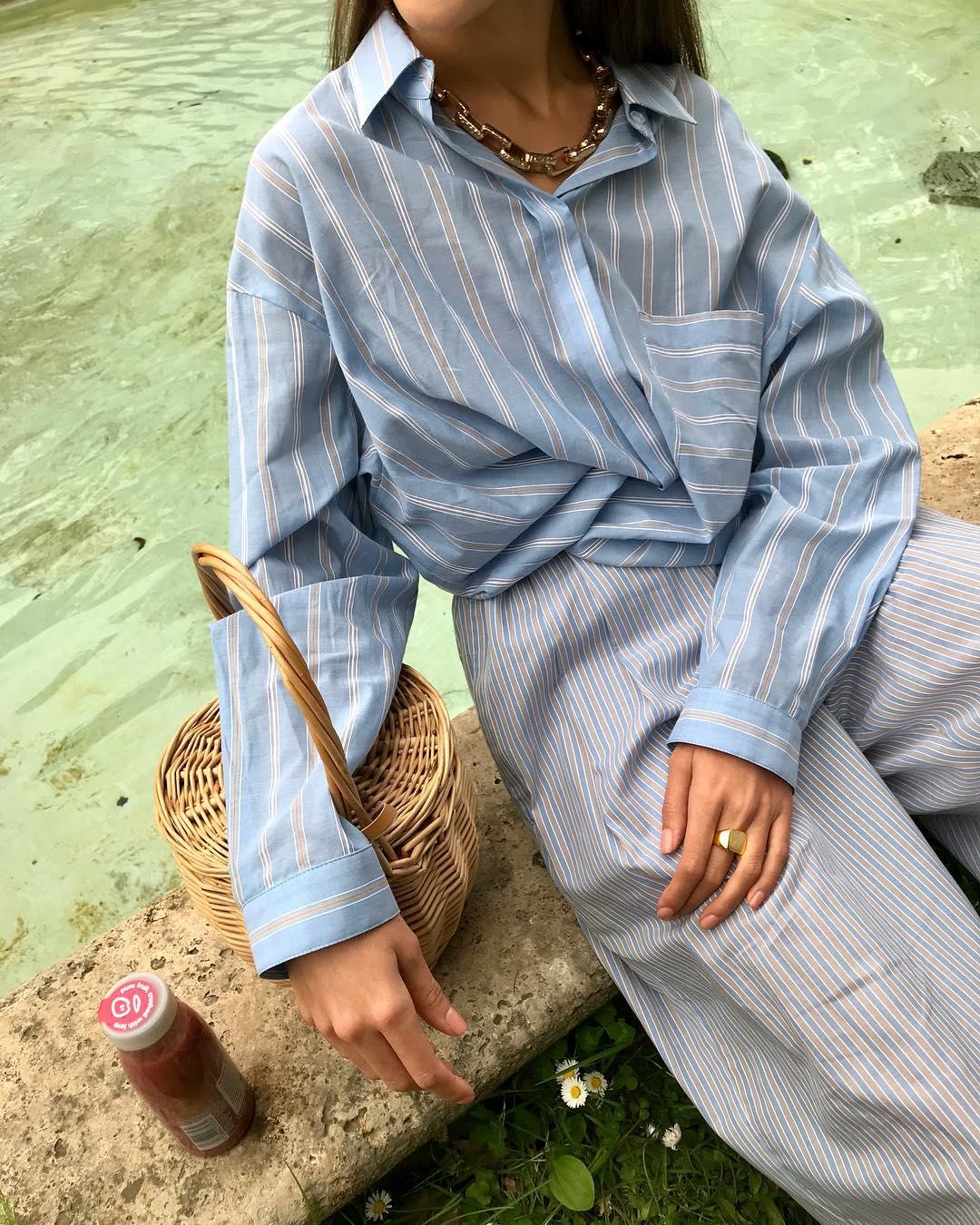 летние блузки фото 2