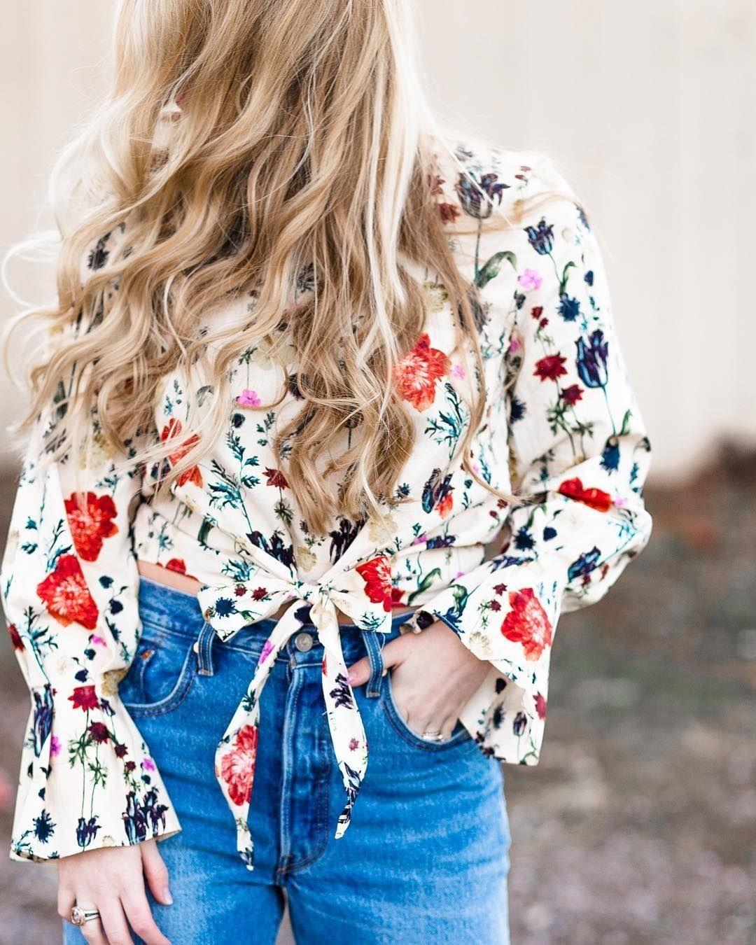 летние блузки фото 9